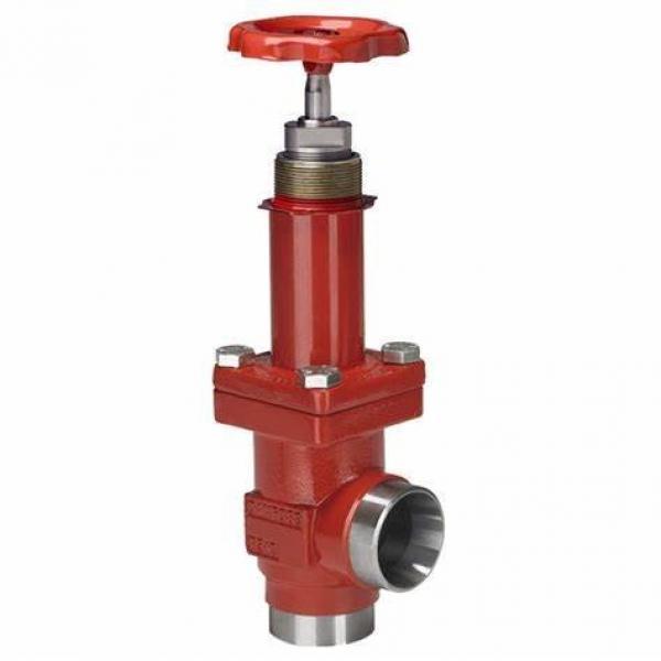 Danfoss Shut-off valves 148B4607 STC 32 A ANG  SHUT-OFF VALVE HANDWHEEL #1 image